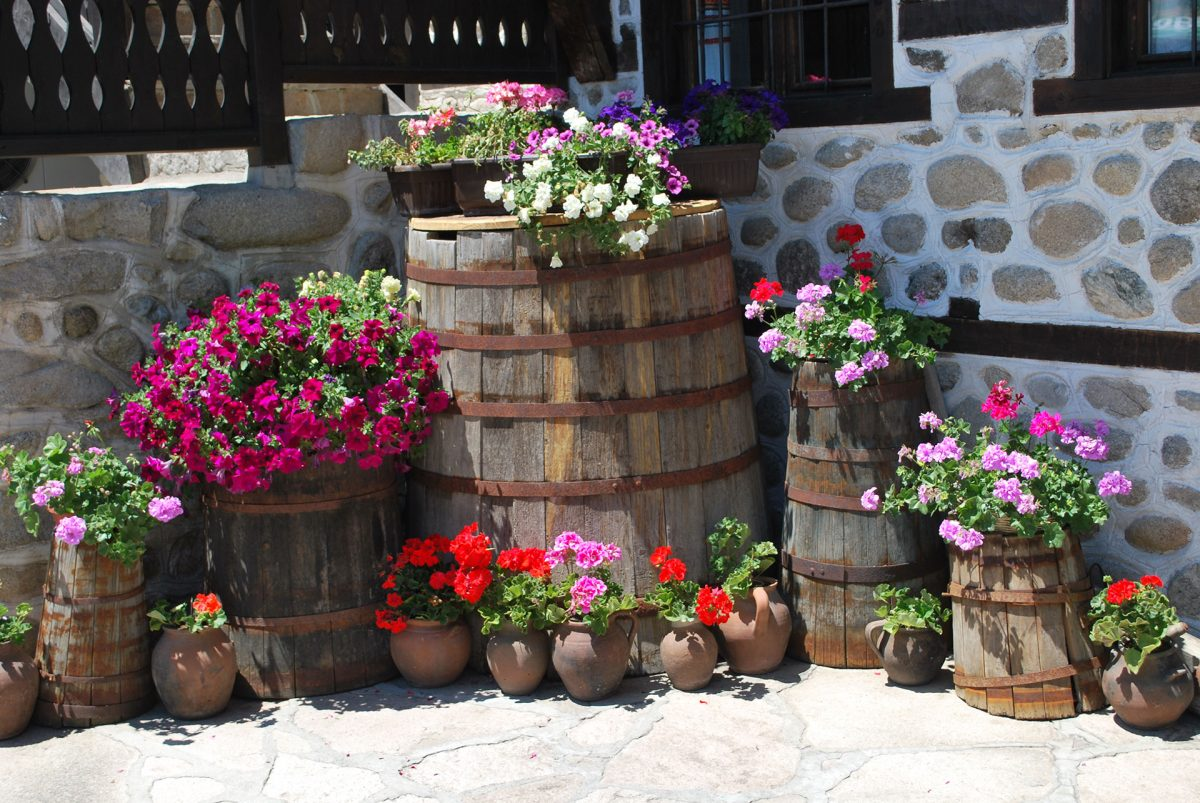 Bulgaria-Cultural-Tours-Old-Houses-in-Summer