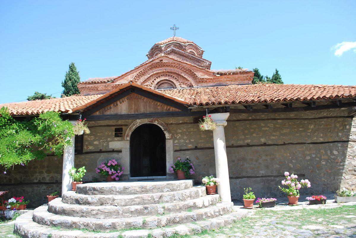 Ohrid-Mediaeval-Church-Our-Lady-Perivlepta