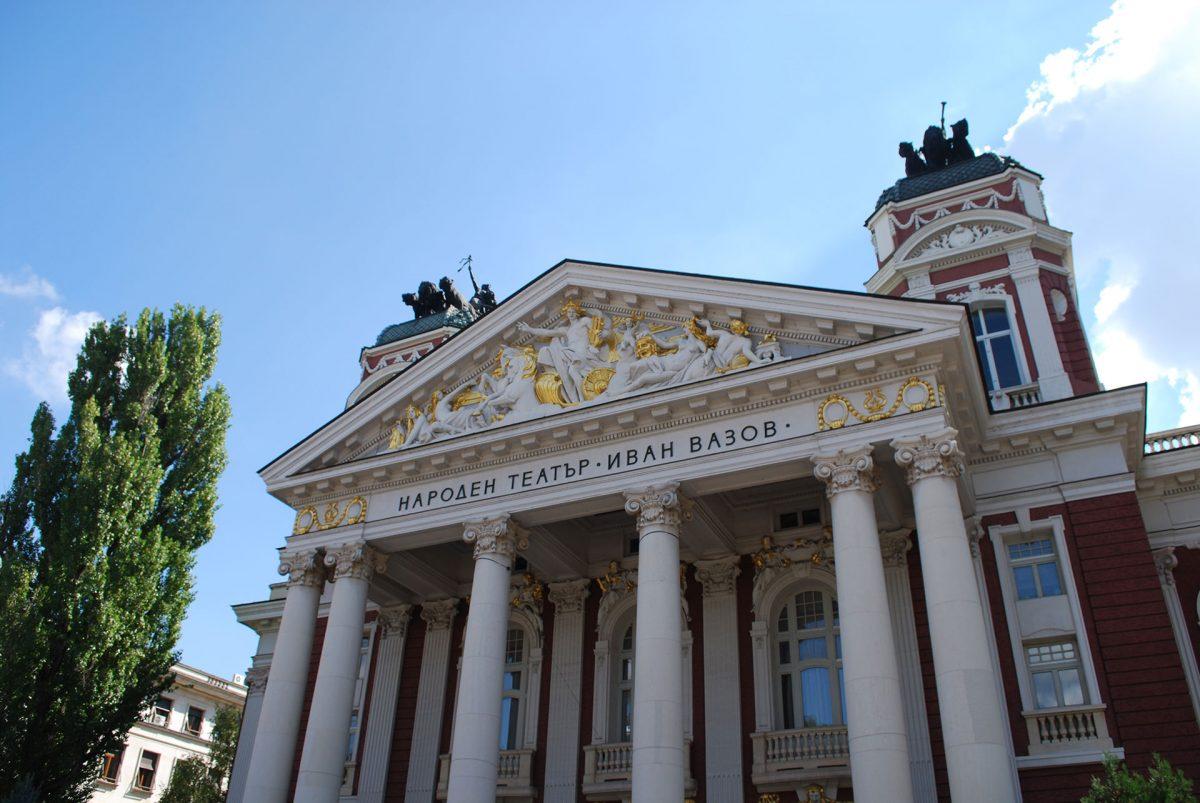 Bulgaria's-National-Theater