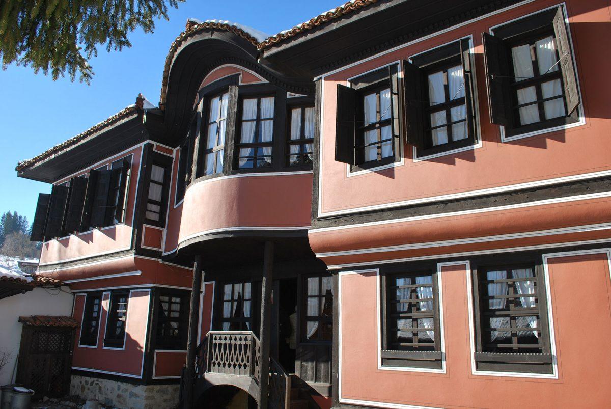 Koprivshtica-Kableshkov's-House