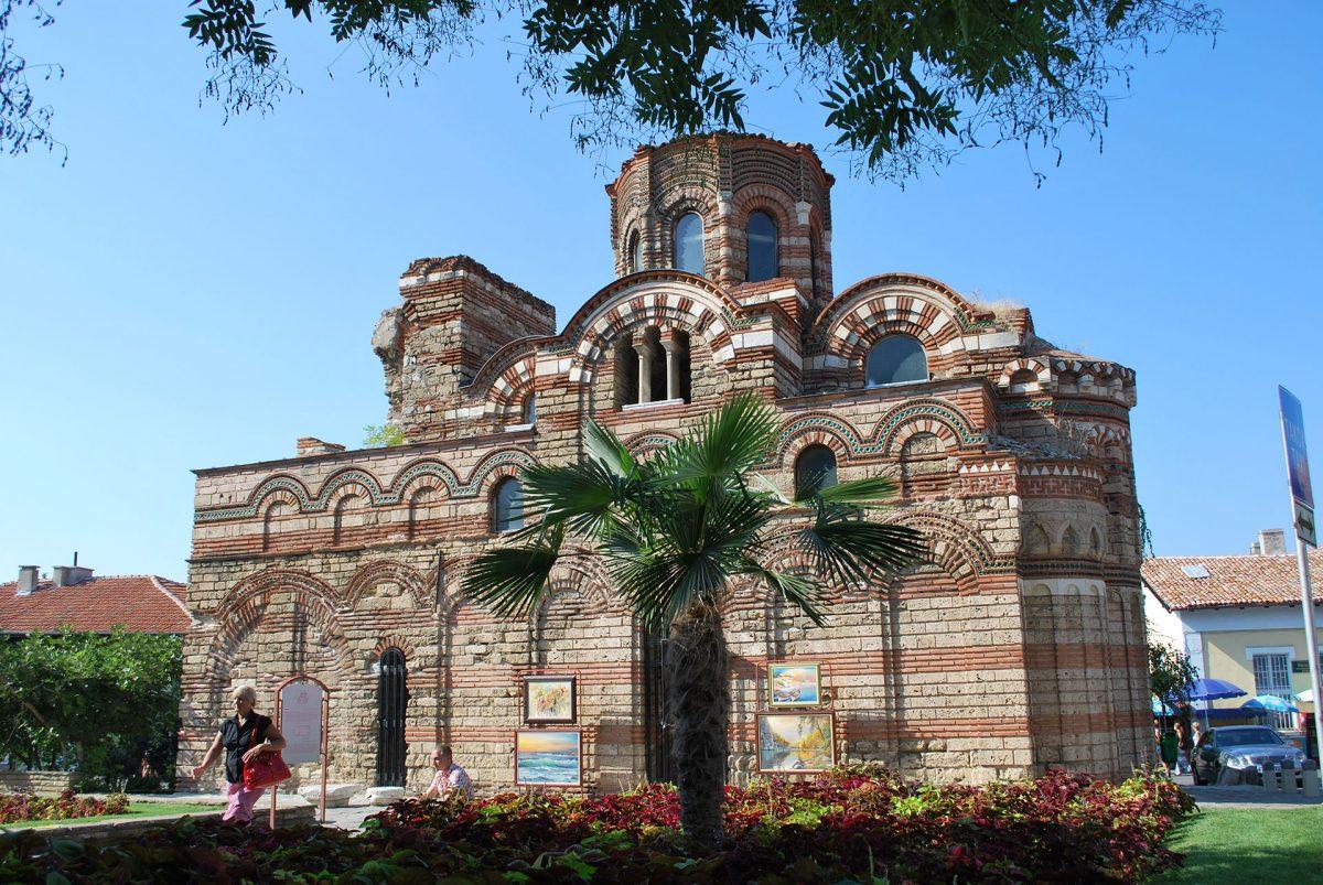 Nesebar-Church-Christ-Pantokrator