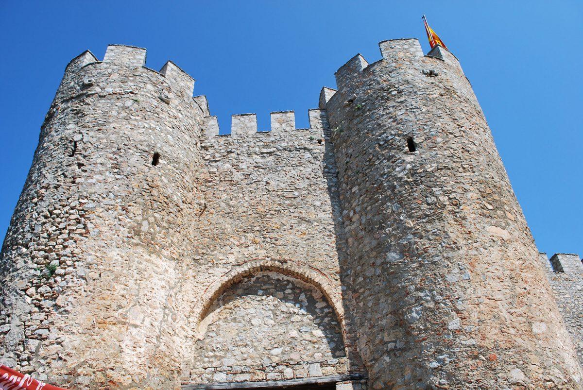 Ohrid-Tsar-Samuil's-Fortress