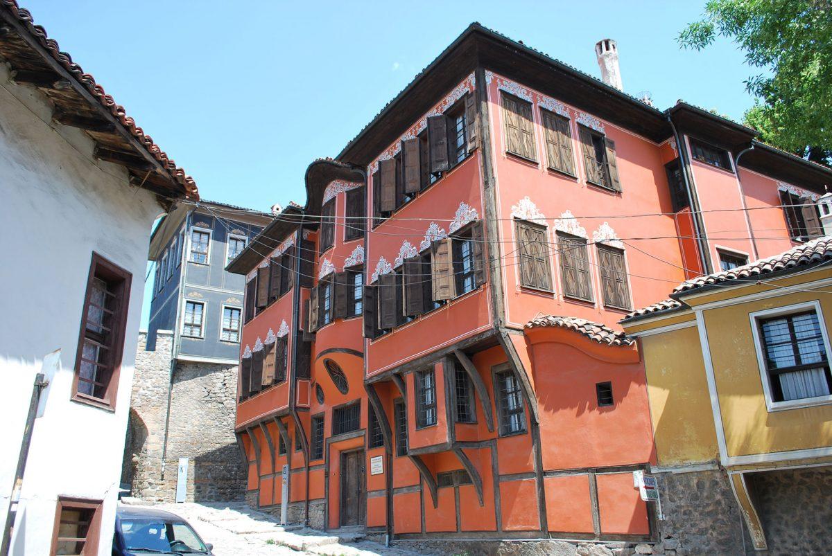 Plovdiv-Old-City