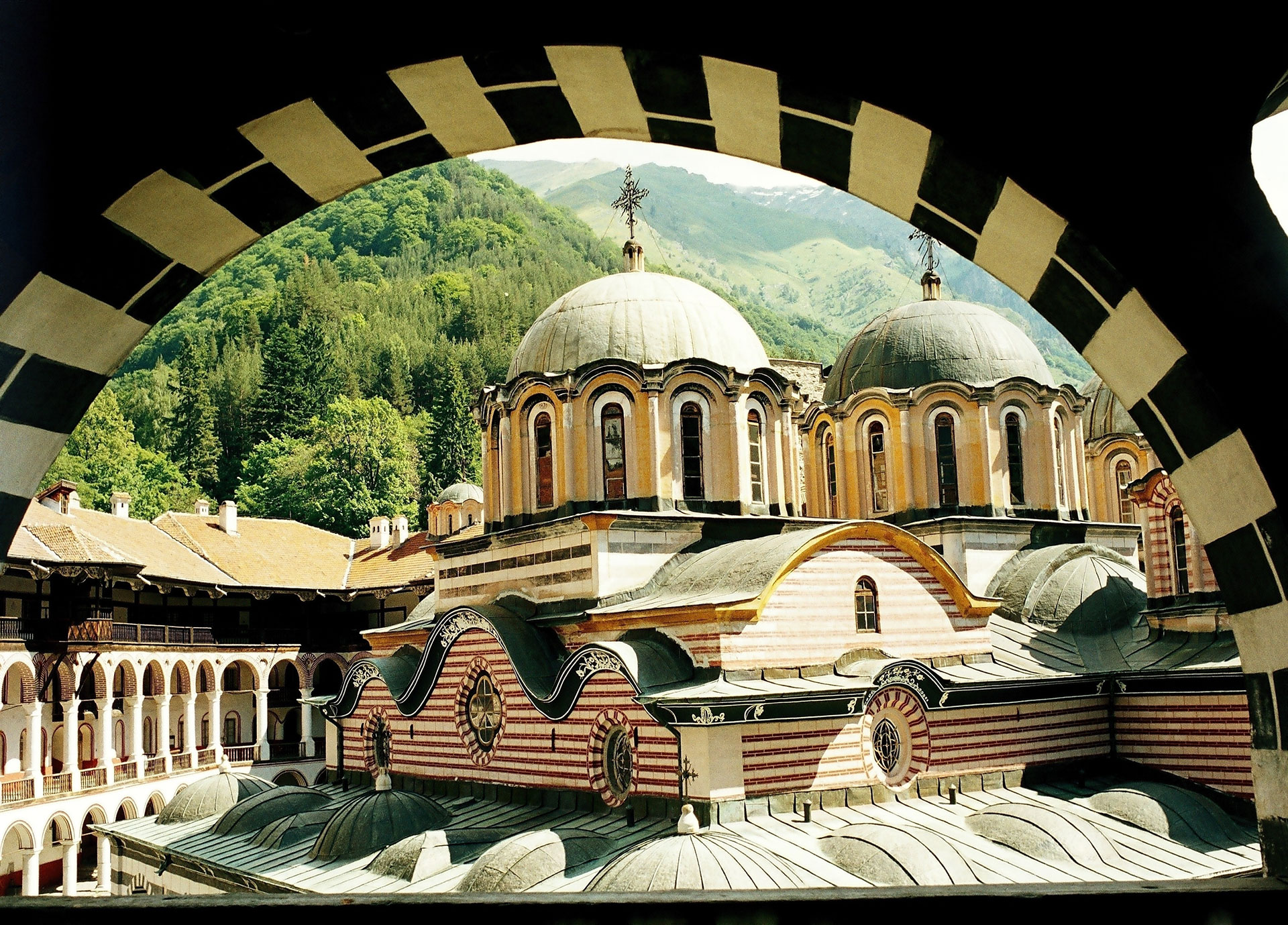 Rila Monastery-BestView