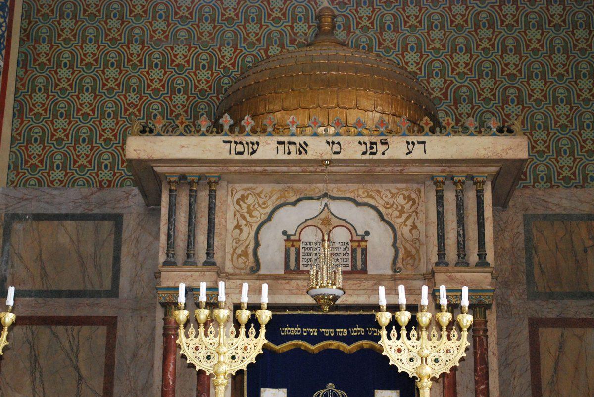 Sofia-Synagogue