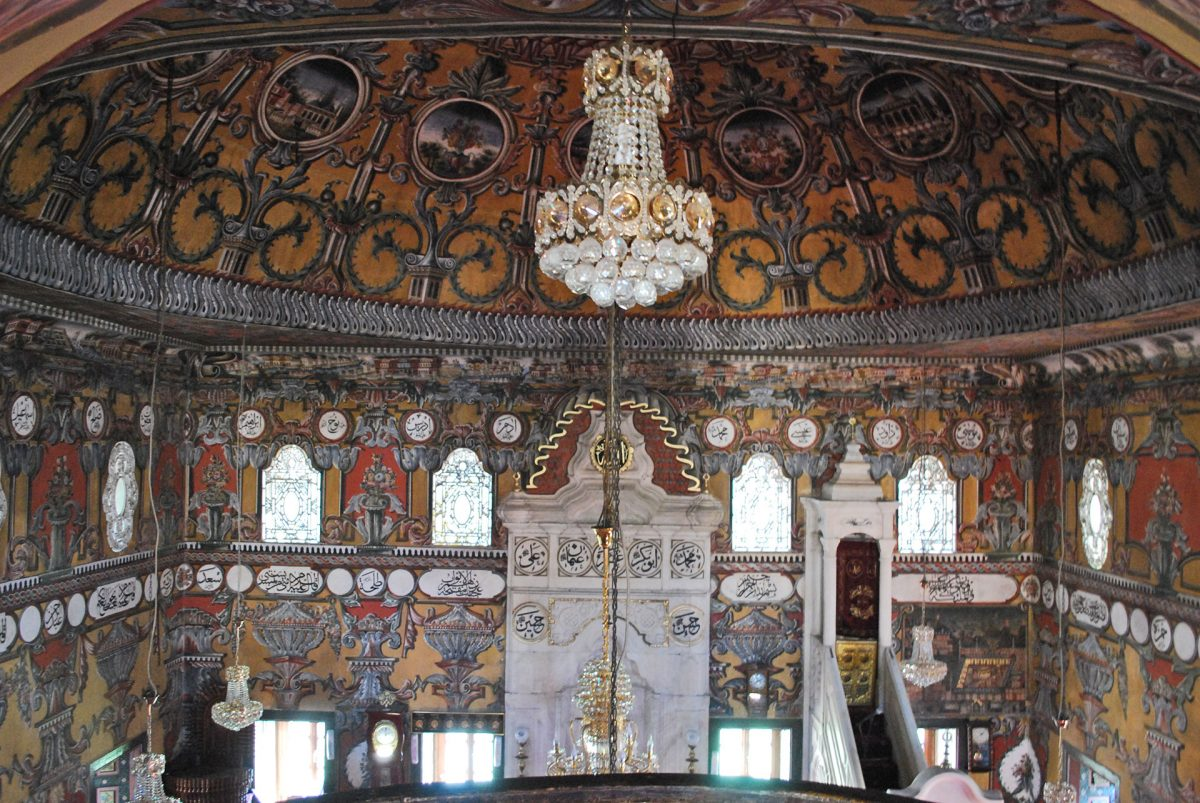Tetovo-Pasha's-Mosque-interior