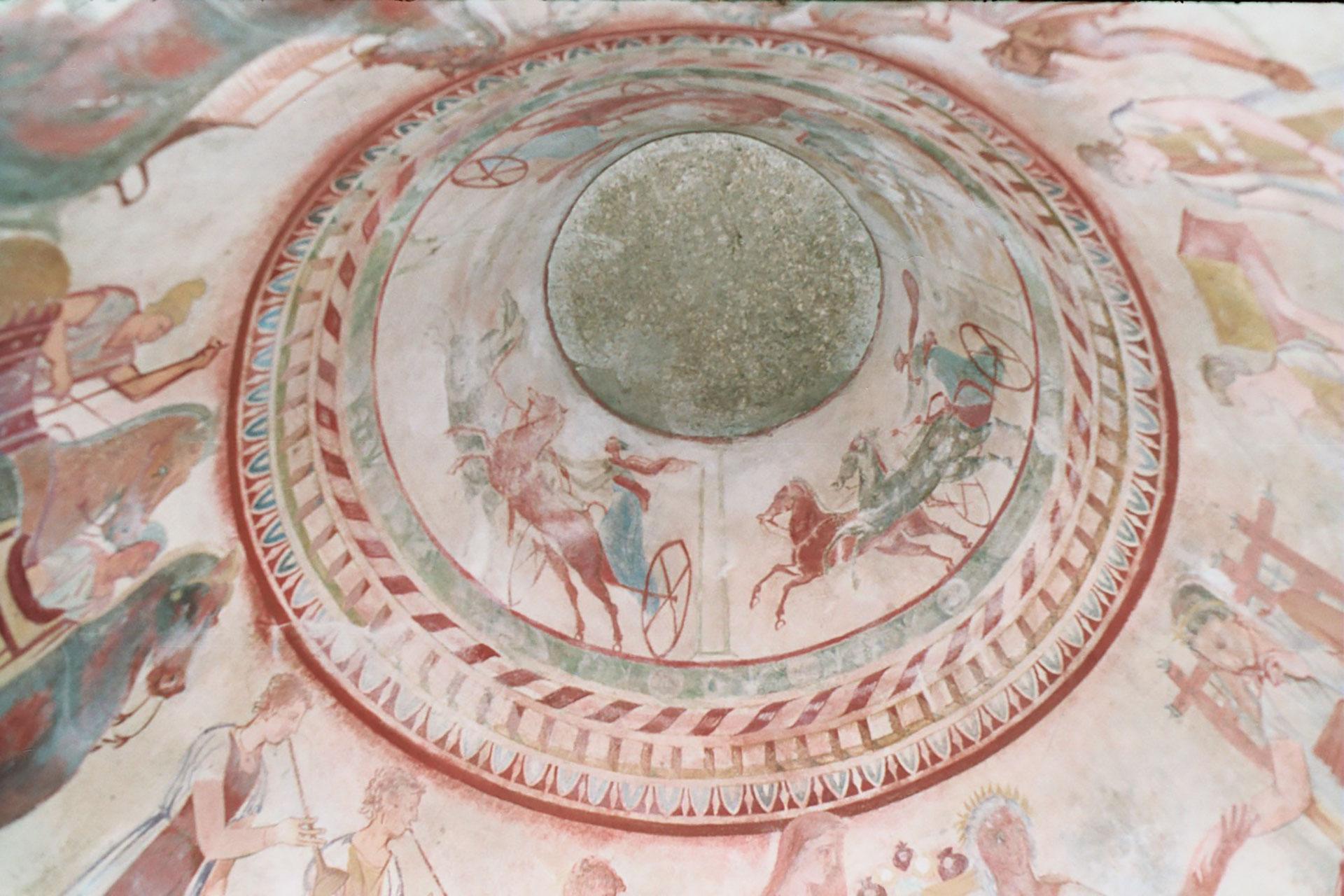 ThracianTomb_frescoes