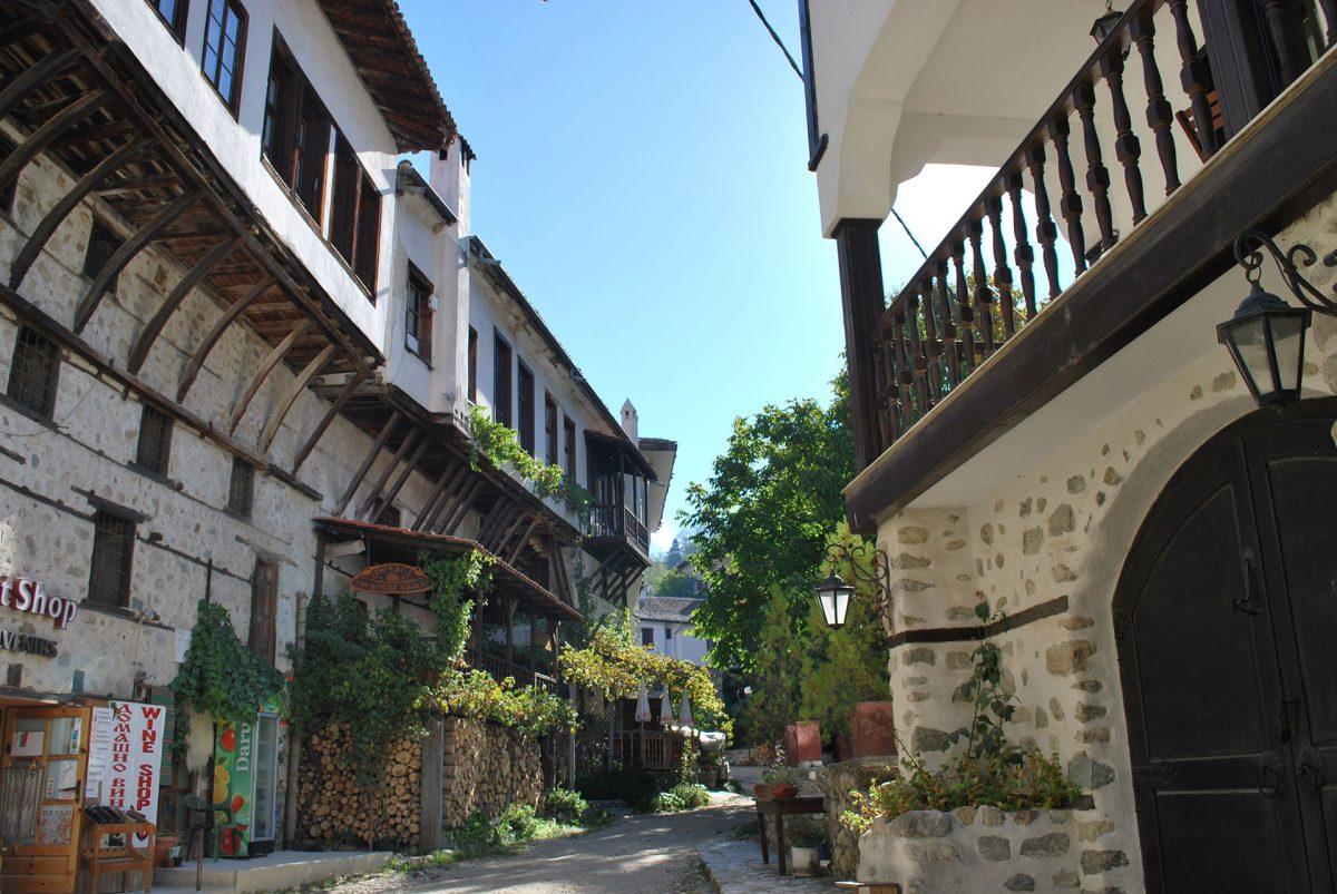 Melnik-museum-village