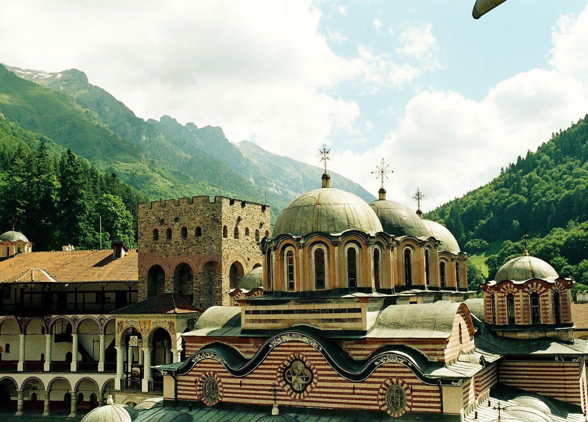 Rila-monastery