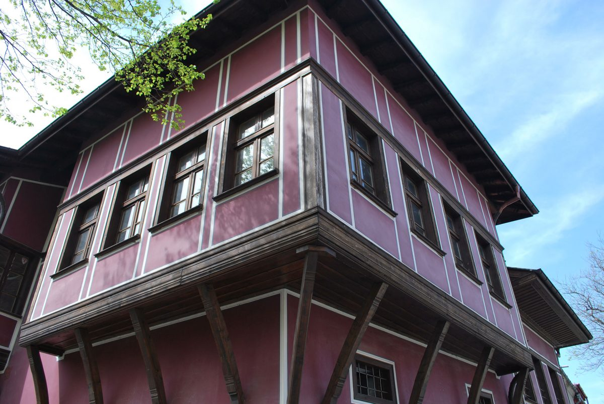Old-City-Plovdiv