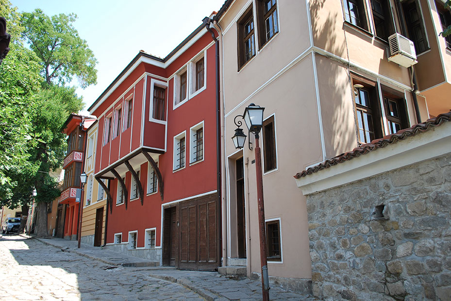 Plovdiv_Old-Town