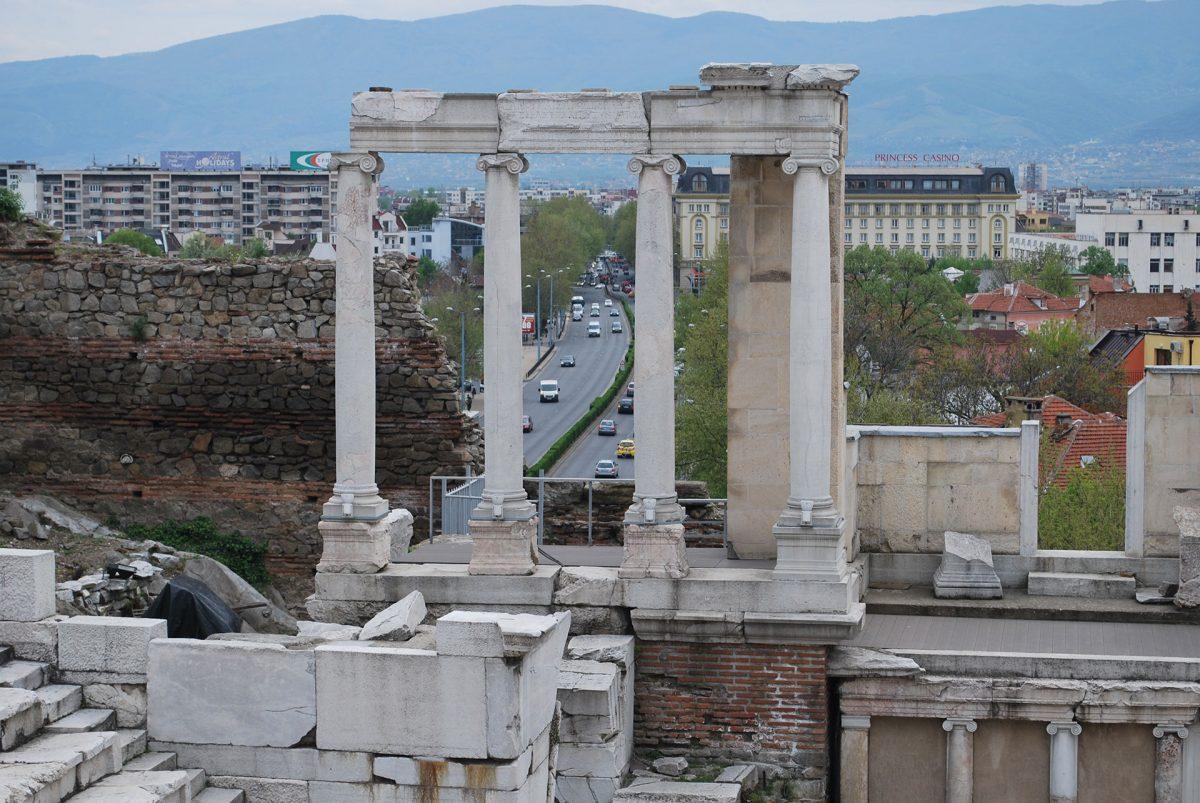 Plovdiv-RomanTheater