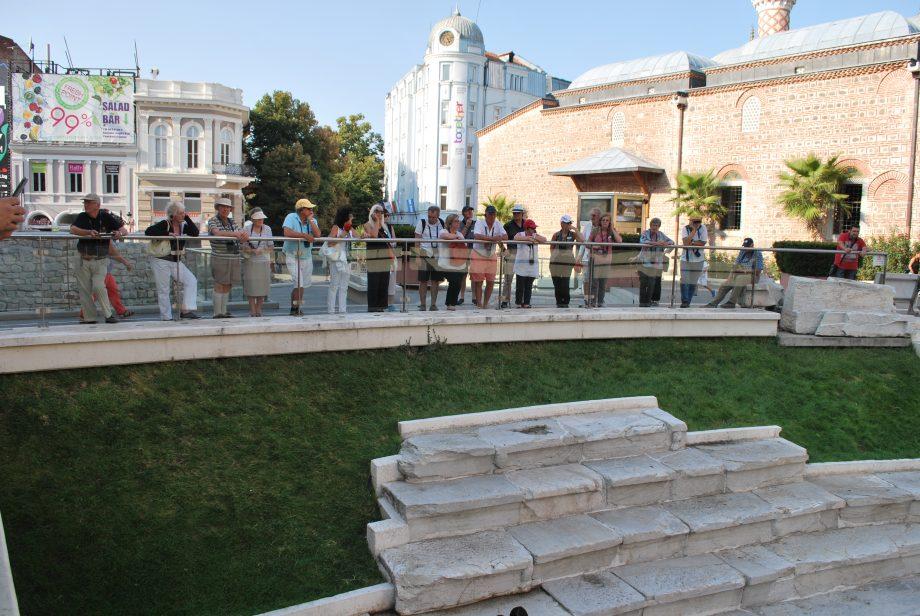 Plovdiv-Djumayata-Sqare